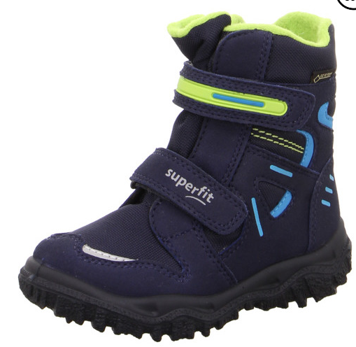 SUPERFIT 0-809080-8000 vel.35 GORE-TEX