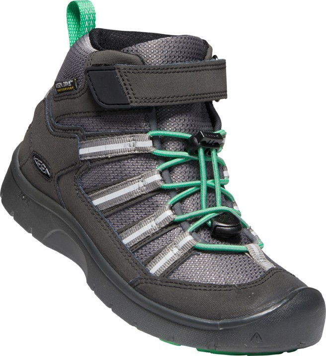 KEEN HIKEPORT 2 MID WP black/irish green vel.34