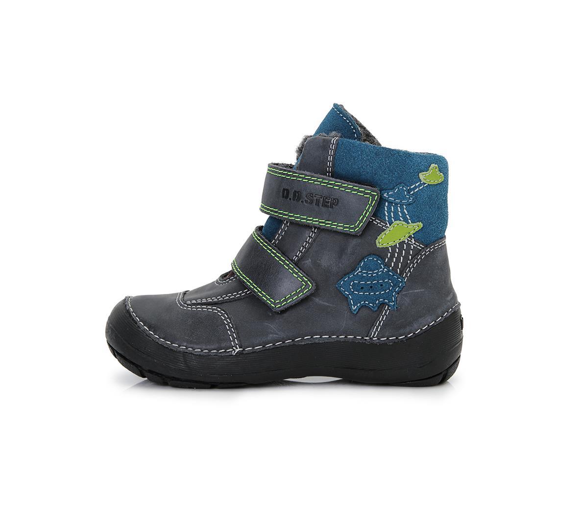 Dětské zimní boty D.D.STEP 023-801B UFO vel.35 f32b6f639b
