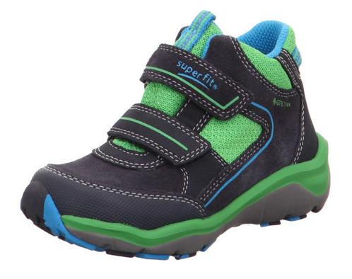 Dětské celoroční boty SUPERFIT 3-09239-81 GORE-TEX vel.30 4008b39b5b