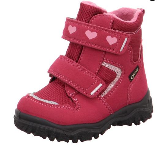 Dětské zimní boty SUPERFIT 3-09045-50 vel.30 GORE-TEX 43a635ae70