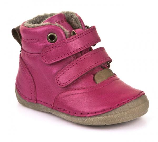 0fe53d90ad2 Dětská zimní obuv FRODDO fuchsiavel.29