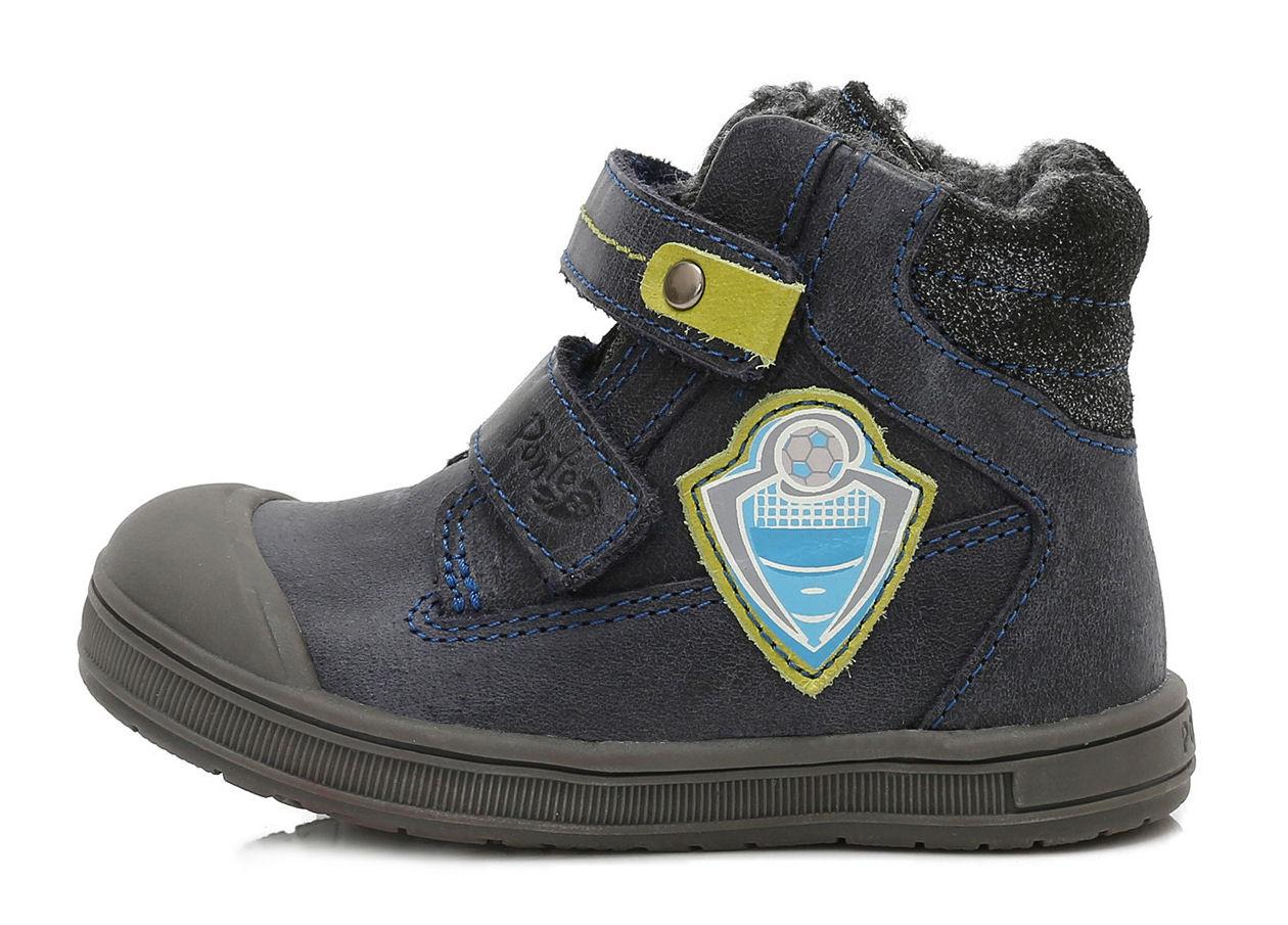Zimní obuv PONTE 20 ROYAL BLUE míček vel.22 empty 71ed515af4