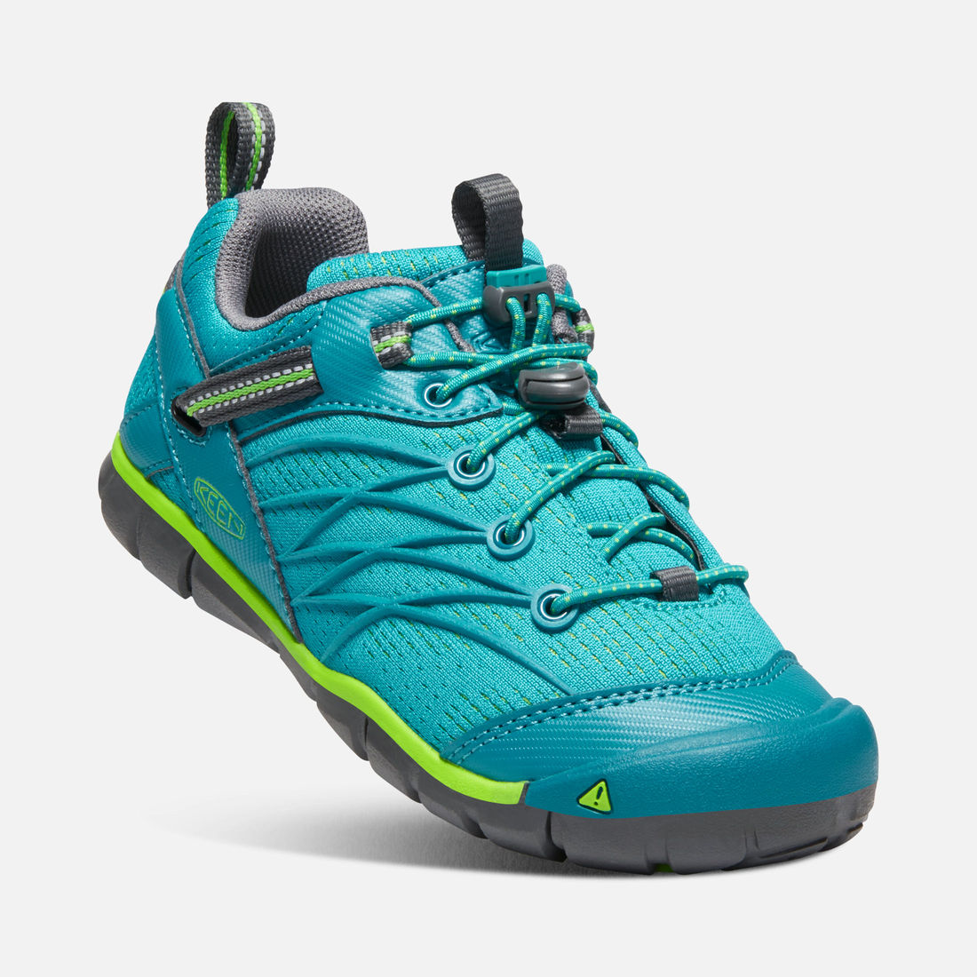 KEEN Chandler CNX tahitian tide/bright green vel.35