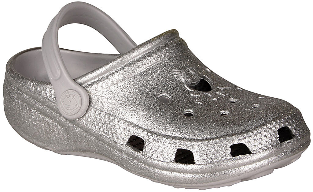COQUI 8114 Candy grey glitter 32/33