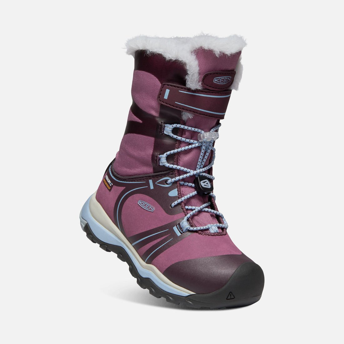 KEEN TERRADORA WINTER WP winestasting/tulipwood vel.31