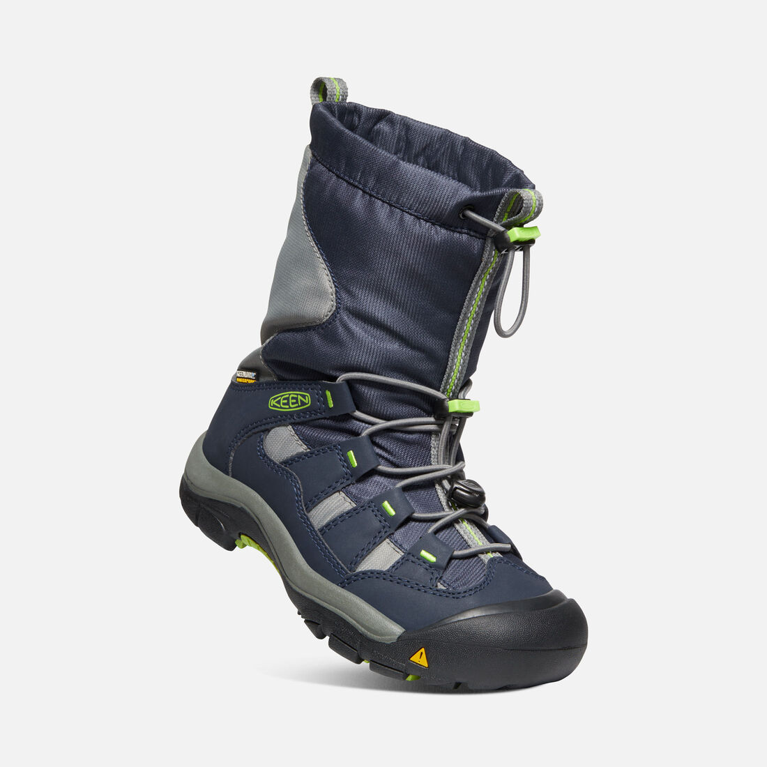 KEEN WINTERPORT blue nights/greenery vel.30