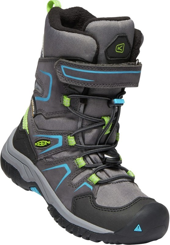 KEEN LEVO WINTER BOOT magnet/blue jewel vel.27/28