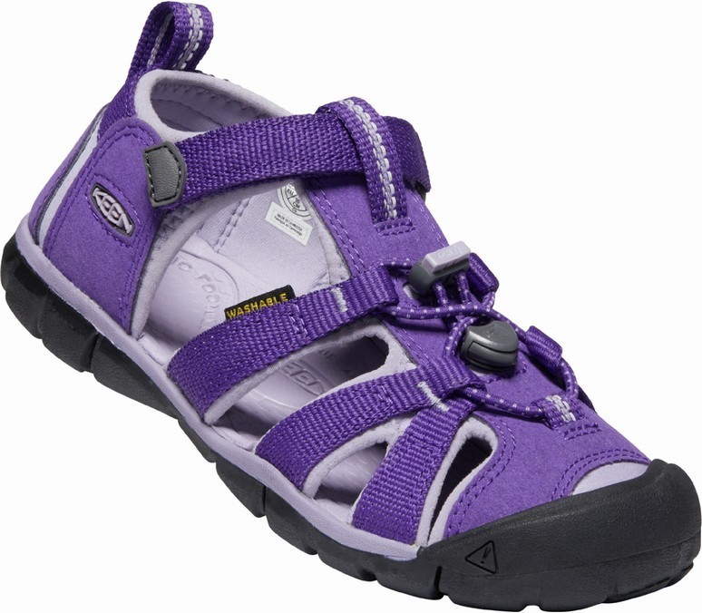 KEEN SEACAMP II CNX royal purple/lavender.31