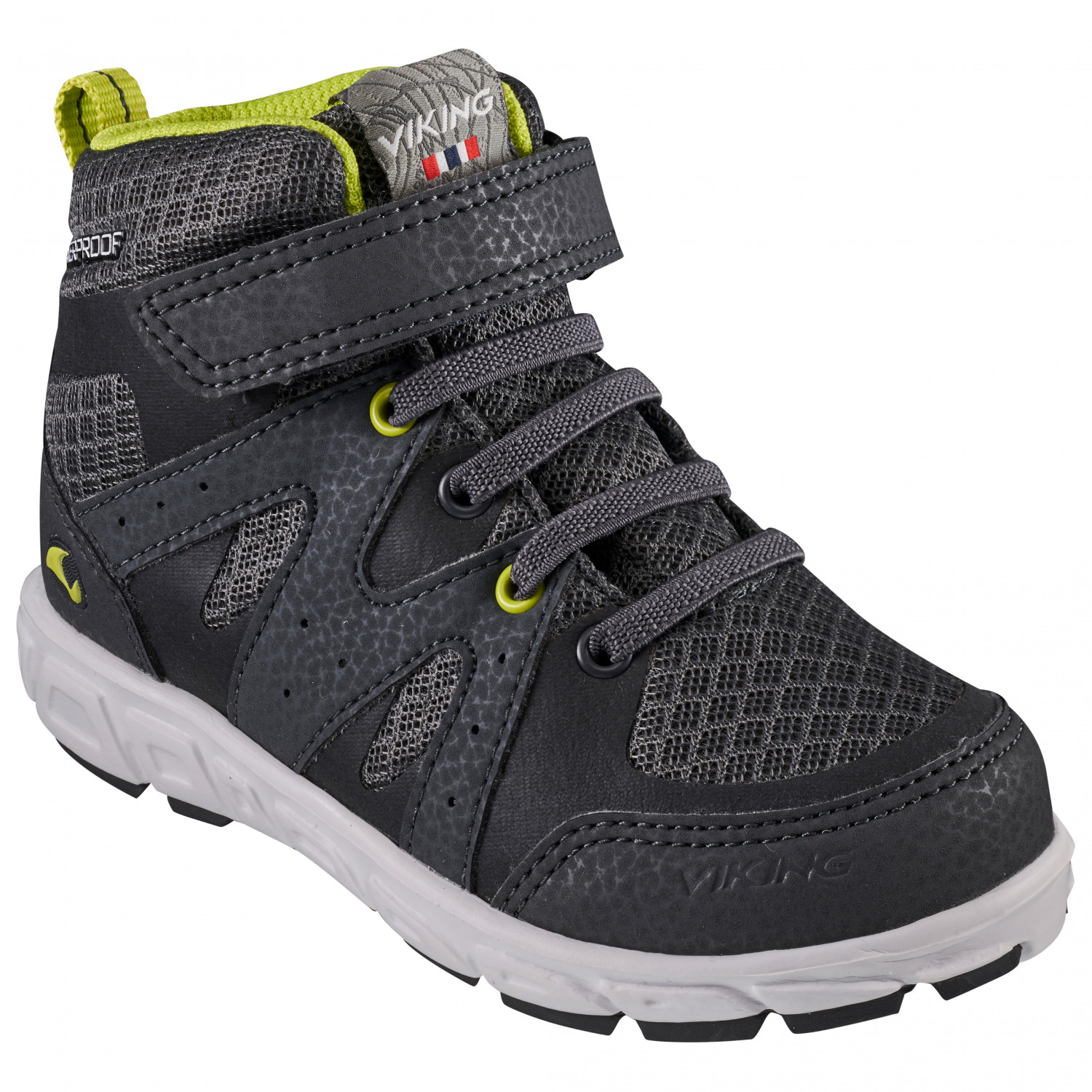 VIKING TOLGA MID WP charcoal/black vel.23