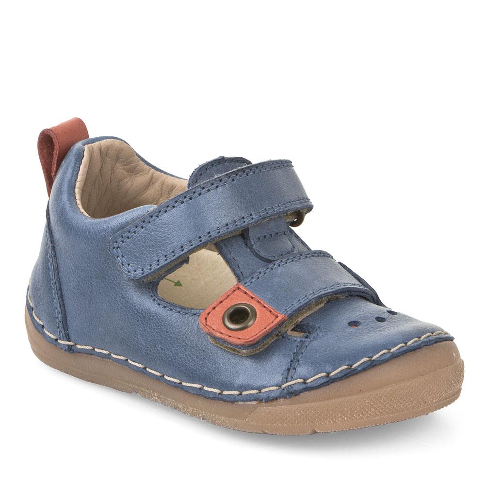 38d4a128855 Dětské sandálky FRODDO denim vel.20 empty