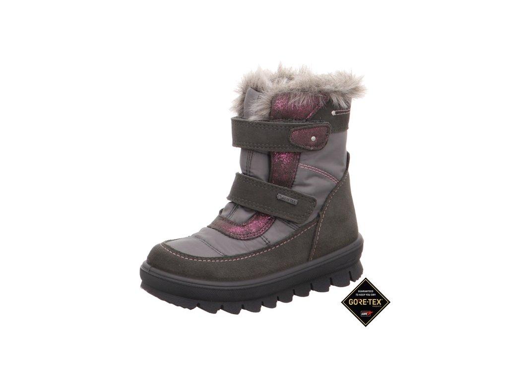 d7679930c15 Dětské zimní boty SUPERFIT 3-00214-20 vel.29 GORE-TEX