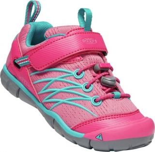 KEEN Chandler CNX bright pink/lake green vel.24