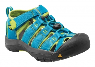 KEEN Newport H2 hawaiian blue/green glow vel.27/28