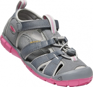 KEEN SEACAMP II CNX steel grey/rapture rose  vel.29
