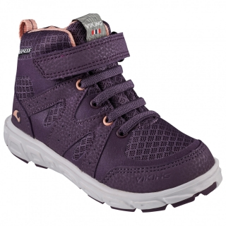 VIKING TOLGA MID WP purple/aupergine vel.35